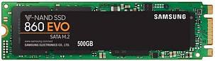 SSD-накопитель Samsung M.2 2280  500GB, фото 2