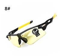 👓 Мужские спортивные очки  , антифары, фото 1