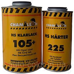 CHAMALEON 105 HS 2:1 Прозорий лак 1л+0,5 л (комплект)