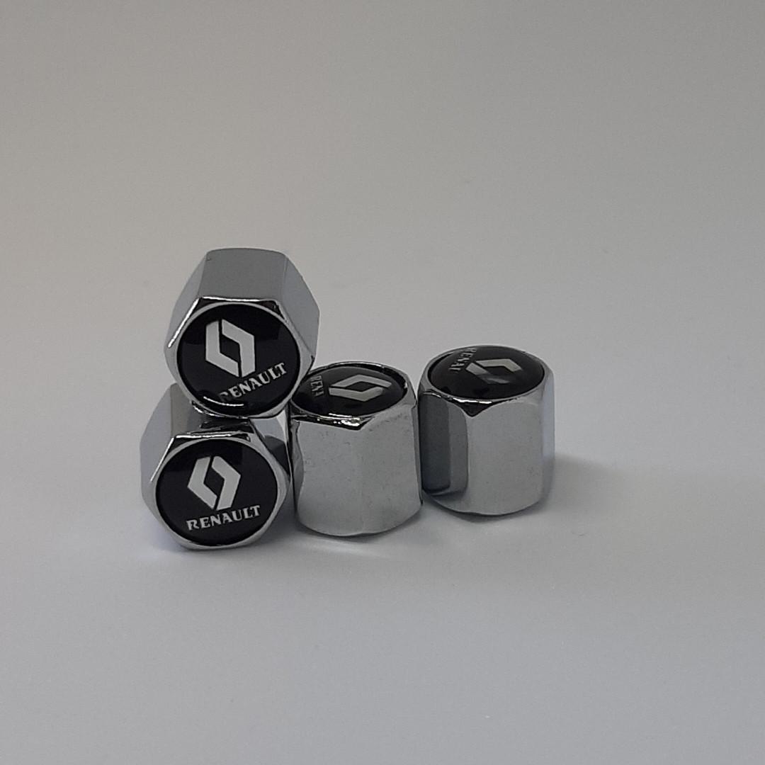 Колпачки на ниппеля Renault (4шт)