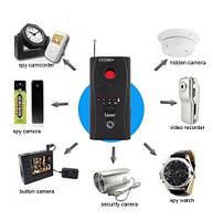 Анти-шпион сканер жучков и камер, универсальный широкополосный детектор, фото 1