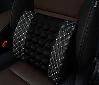 Автомобильная электрическая массажная подушка , фото 1