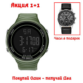 Спортивные наручные мужские часы XIAO + Подарок!