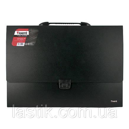 Портфель А3. (чорний)  для документів, фото 2