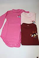 Одежда для малышей, боди- водолазки для малышей от 18 до 24 месяцев
