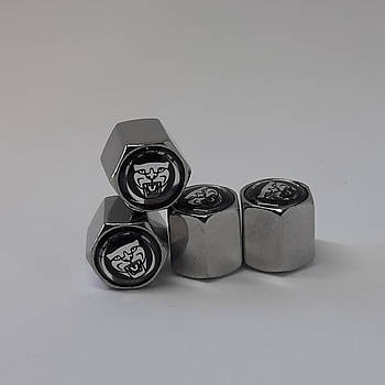 Колпачки на ниппеля Jaguar (4шт)