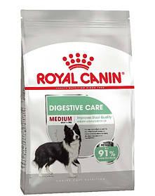 Роял Канин (Royal Canin) MEDIUM DIGESTIVE CARE для собак весом до 25 кг с чувствительным пищеварением,3 кг