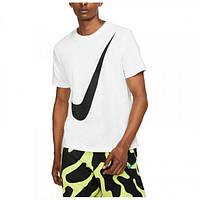 Чоловіча футболка Nike M Nsw Ss Tee Swoosh 1 BV7645-100, фото 1