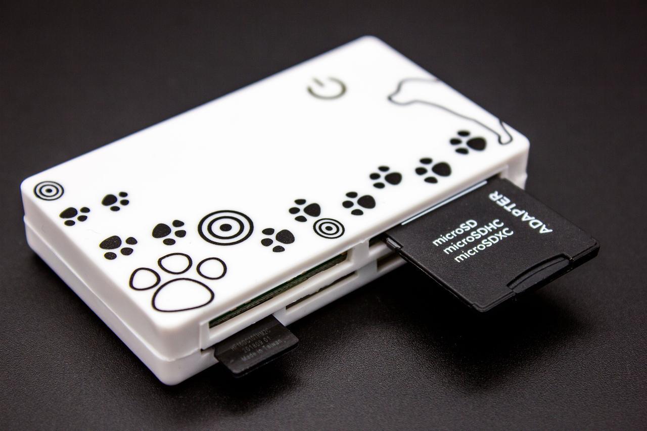 Универсальный  Картридер SD MicroSD MiniSD 6в1 UKC XD9