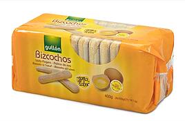 Печиво GULLON, Savoiardi Bizcocho, 400г