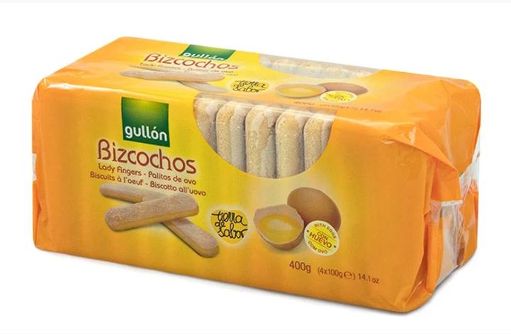 Печиво GULLON, Savoiardi Bizcocho, 400г, фото 2