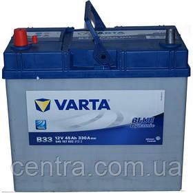 Автомобильный аккумулятор VARTA 6СТ-45 BLUE dynamic (B33)