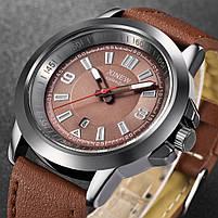 Годинники наручні чоловічі XINEW Premium D3 + Подарунок, фото 2