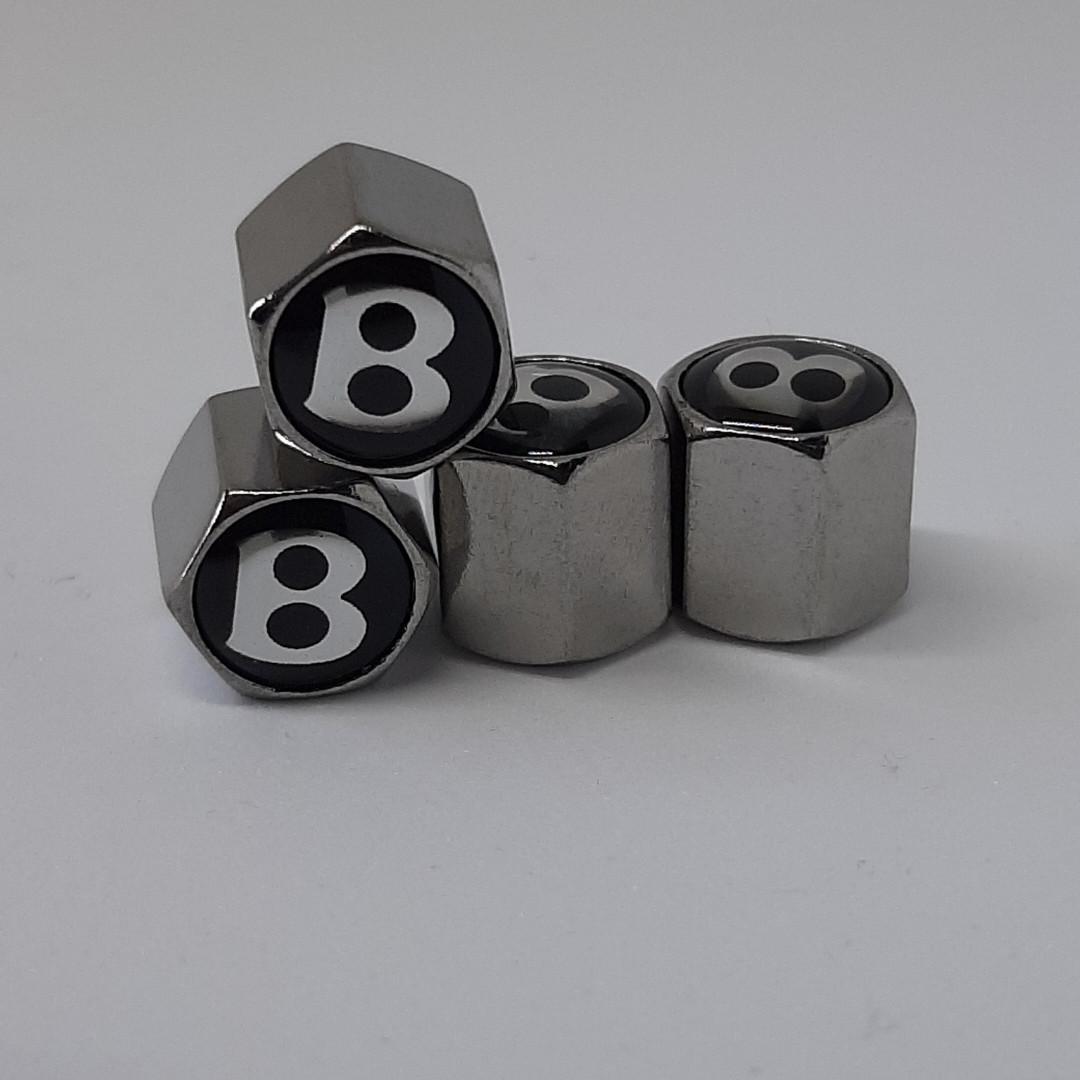 Ковпачки на ніпеля Bentley (4шт)