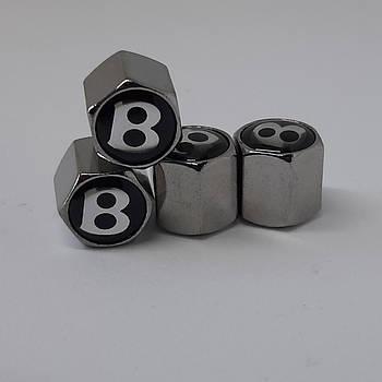 Колпачки на ниппеля Bentley (4шт)
