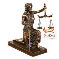 Статуэтка богиня фемида с весами 26 см