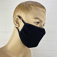 Хлопковая многоразовая маска на лицо