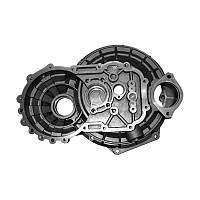 "Корпус КПП ""дзвін"" (до мотору) Chery Amulet (Чері Амулет) 015301107AA"