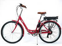 Электровелосипед Ruby 26″ 36В 350Вт 12,8Ач, фото 1