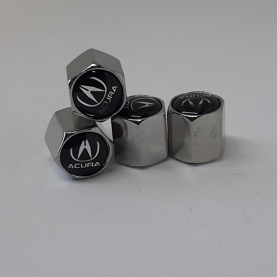 Колпачки на ниппеля Acura (4шт)