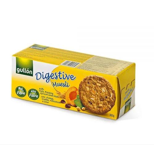 Печиво GULLON Digestive мюслі 365г, фото 2