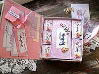 Мамині Скарби для дівчинки. Подарунок на виписку. Подарунок на хрестини. Подарунок молодим батькам, фото 1