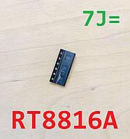Микросхема RT8816AGQW / RT8816A 7J= оригинал