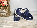 Мокасины на мальчика синие  28,29 р  ,черные  30,31  арт 710 ., фото 5