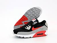 Мужские кроссовки  Nike Air Max 90 (ТОП реплика)
