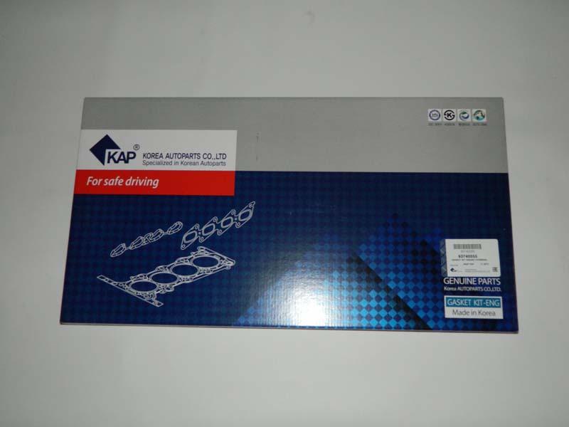 Комплект прокладок двигателя Матиз 1.0  МРI  KAP/TOPIC Корея