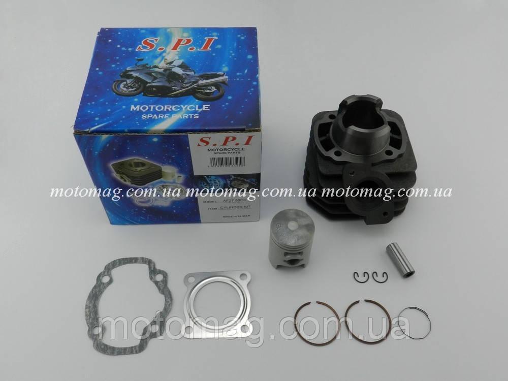 Поршневая (ЦПГ)  Honda Dio 18/25/ 27/28 /FIT/Tact 24/30/ 31/51/ Lead 20 50cc SPI (тайвань)