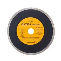 """Диск алмазный по плитке 200 * 25.4 мм """"Evropa"""""""
