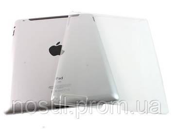 Чехол акрил задняя крышка прозрачный пластик накладка на заднюю панель для iPad 2/3/4 EasyLink Smart Cover Whi
