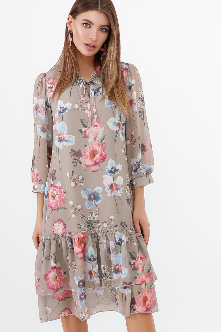 Платье с шифона 2020