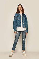 Джинсовая женская куртка, фото 2