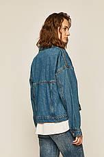 Джинсовая женская куртка, фото 3