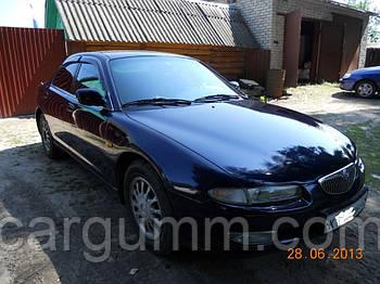 Вітровики Mazda Xedos 6 1994-2000 дефлектори вікон