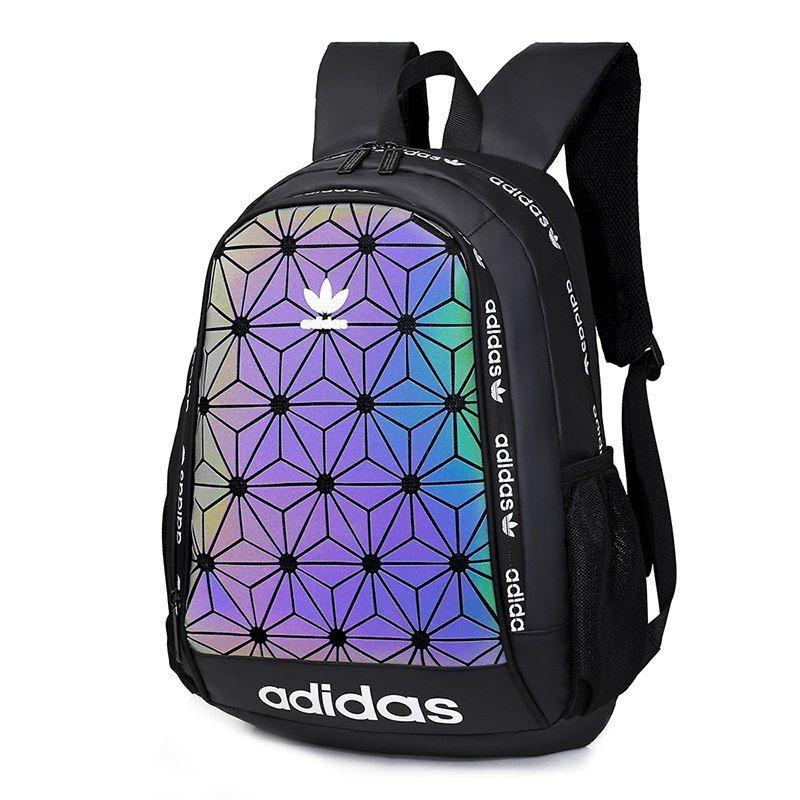 Спортивный рюкзак Adidas XENO Reflectiv (черный) - РЕФЛЕКТИВ #Adidas