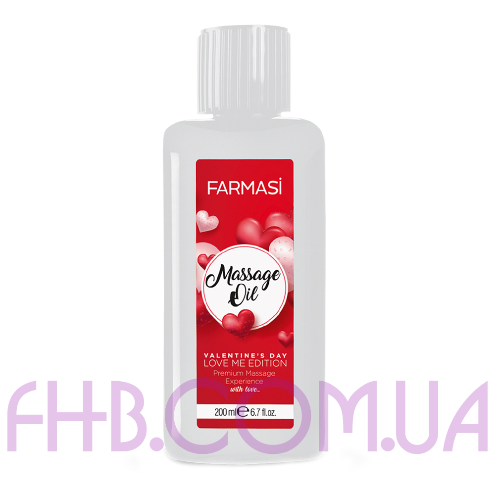 Масажна олія Love Me Edition Farmasi