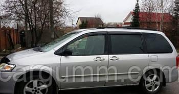 Вітровики Mazda MPV II 1999-2006 дефлектори вікон
