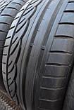 Шины б/у 225/50 R17 Dunlop SP Sport 01, ЛЕТО, 5+ мм, пара/комплект, фото 7