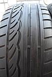Шины б/у 225/50 R17 Dunlop SP Sport 01, ЛЕТО, 5+ мм, пара/комплект, фото 6