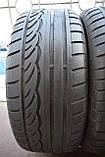Шины б/у 225/50 R17 Dunlop SP Sport 01, ЛЕТО, 5+ мм, пара/комплект, фото 5