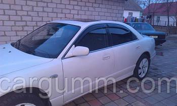 Вітровики Mazda Millenia 2000-2002/Mazda Xedos 9 2000-2002 дефлектори вікон