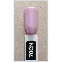 Гель-лак Kodi Professional 70CN , Рожево-ліловий, емаль, фото 1