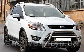Кенгурятник (защита переднего бампера) Ford Kuga 2008-2012