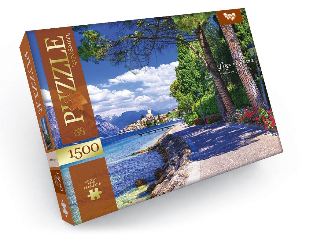 Пазлы 1500 элементов 2 серия Danko Toys (С1500-02-02)