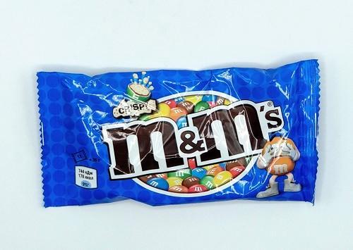 "Драже емемдемс ""M&M's"" рисові кульки"