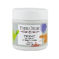 Грунт для фарб на водній основі - Fabrika Decoru - 150 мл.