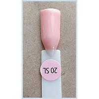 Гель-лак Kodi Professional 20SL, Абрикосовое мороженое, эмаль